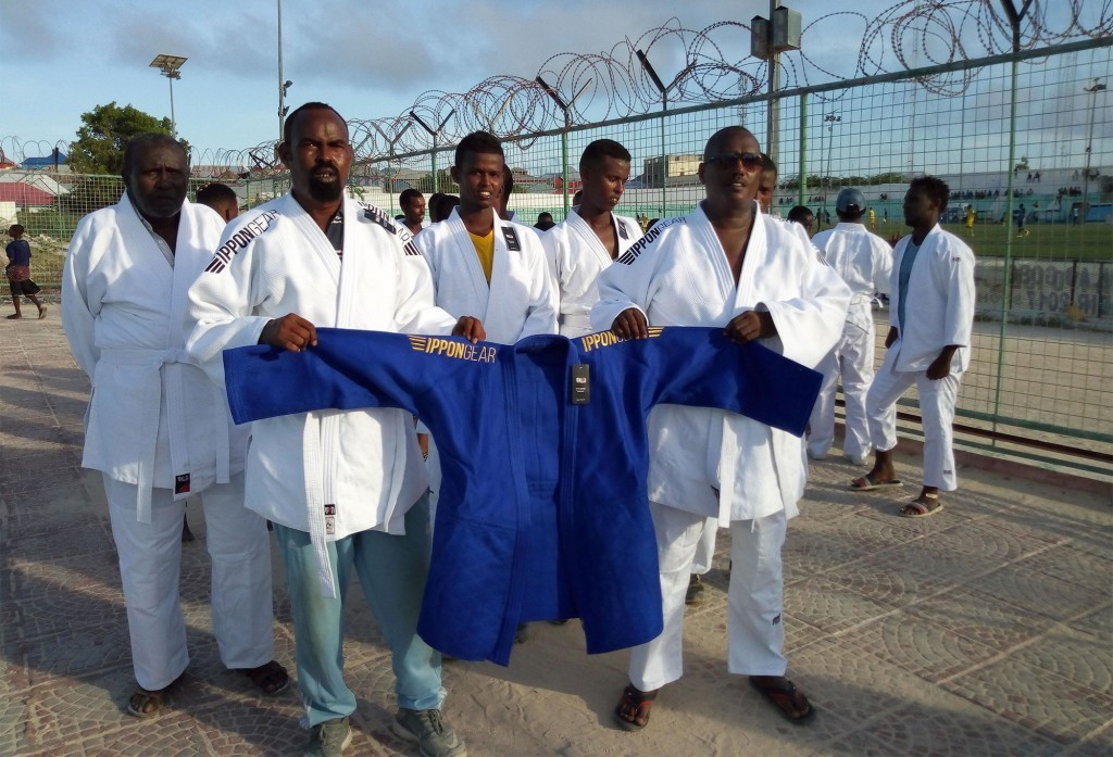 Judo for Peace Online Store
